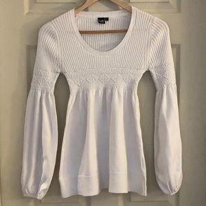 Sweaters - Simons White Sweater